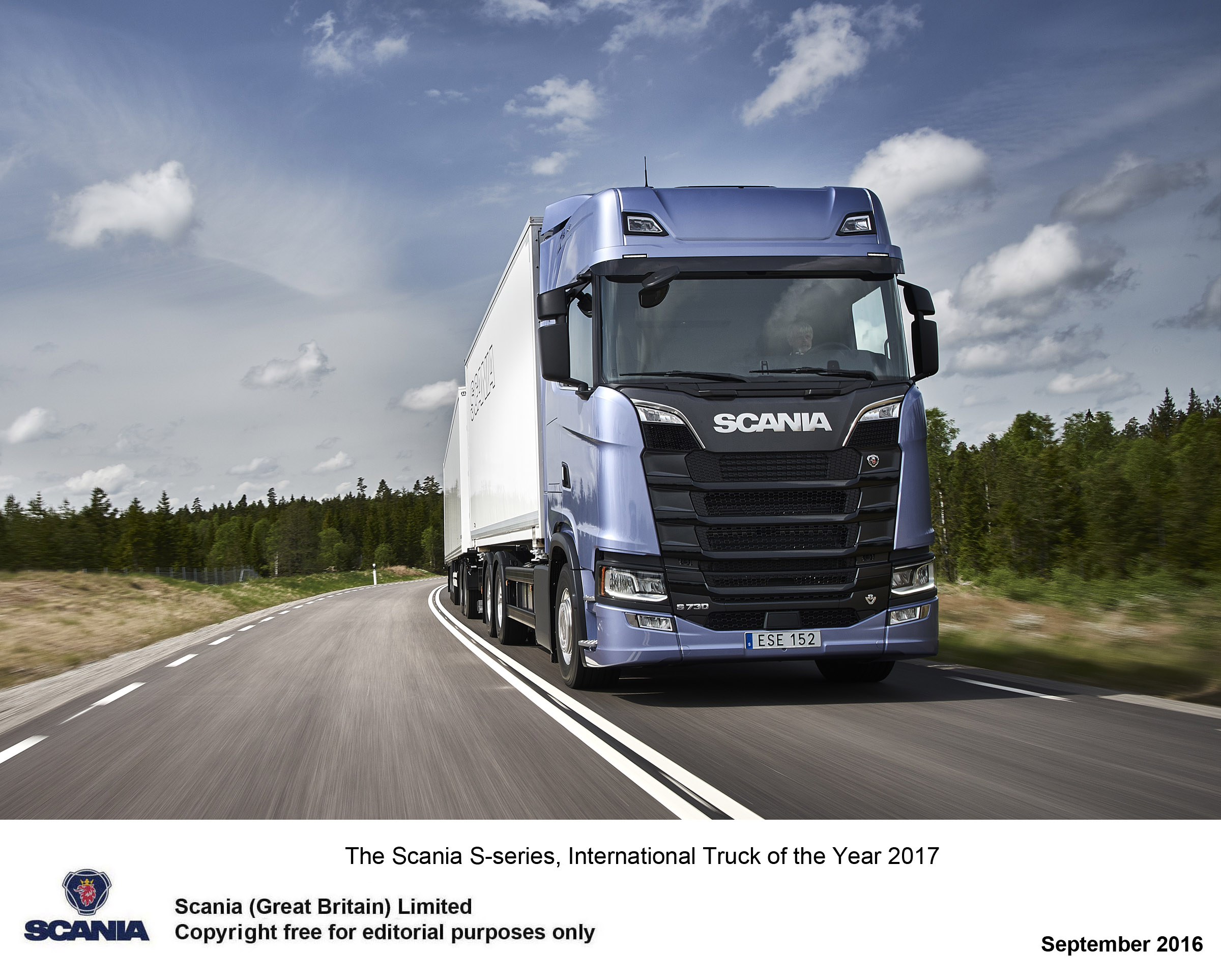 the new scania s series has been announced as. Black Bedroom Furniture Sets. Home Design Ideas