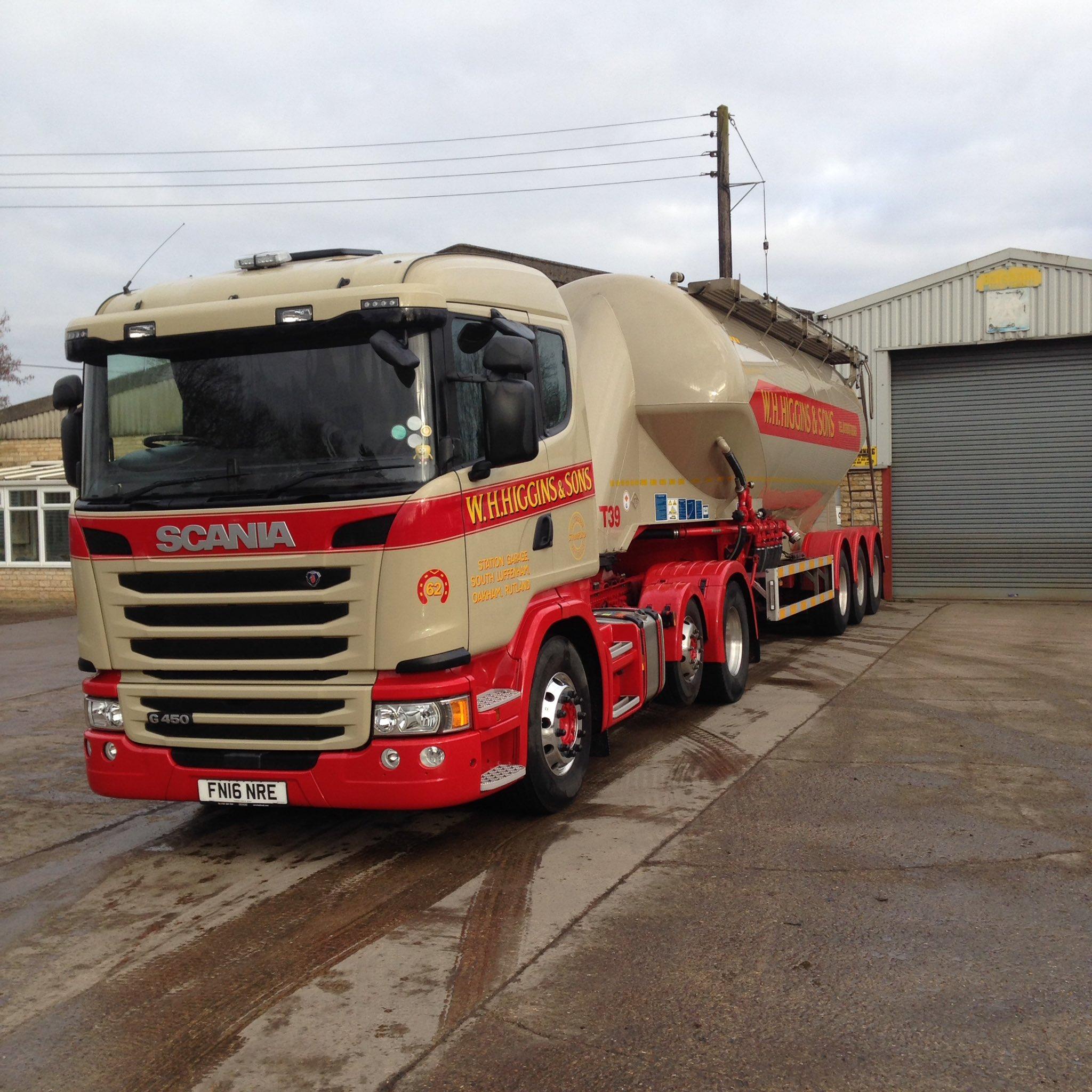 New Sales Keltruck Scania