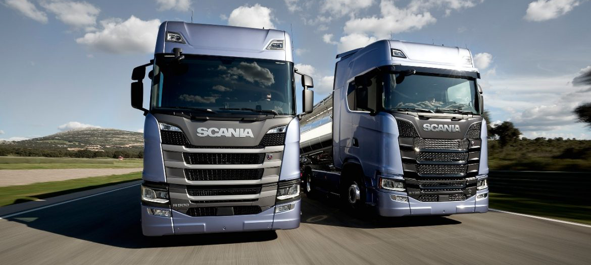 Next Generation Scania